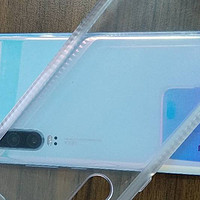 Tech21 华为P30透明款手机壳保护壳 三米防摔守护最美的天空之境!
