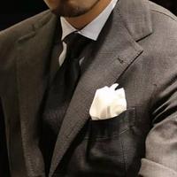 口袋巾和手帕的讲究 | 西装客杂谈