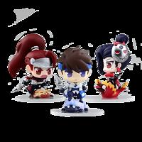 重返游戏:GSC《王者荣耀》野区小霸手办套装开订!