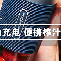 618成绩单:摩飞榨汁杯,DIY水果奶昔不再困难