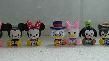 泡泡玛特迪士尼合作款米老鼠系列盲盒购买把玩体验---大人全都要