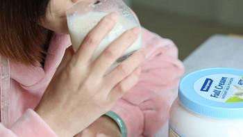 maxigenes美可卓澳洲进口全脂奶粉开箱测评
