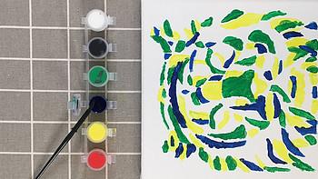 儿童玩具评测 篇十二:只需四步,孩子的胡乱涂鸦也能成为大师级作品!