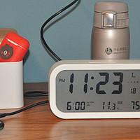 我的第一件网易严选产品——LCD电子钟 升级版