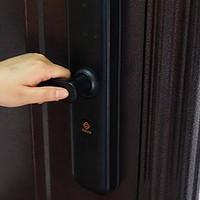 青松沃德L12智能指纹锁评测:国民品牌再次新推超性价比指纹锁