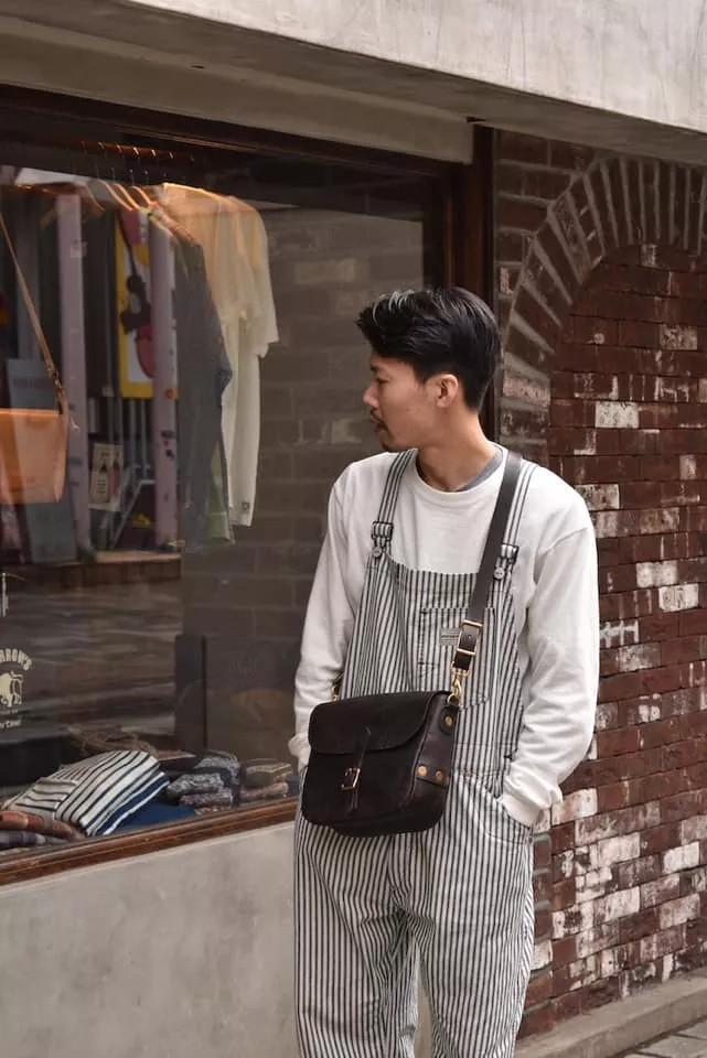 Style Icon :新一周男士夏日美式复古穿搭