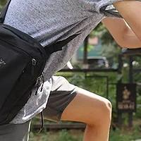 单肩背中的变形金刚:ARC'TERYX 始祖鸟 SLingblade 4 都市休闲单肩包