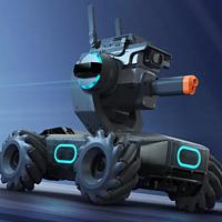 横行霸道的战斗机甲:一起来组装 大疆 RoboMaster S1教育机器人