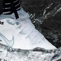 开箱丨防水球鞋可往后稍稍,雨天当鞋王还得靠它!!