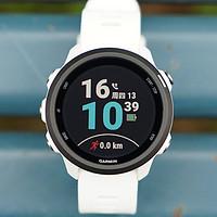 新品评测 篇二十九:佳明Forerunner 245M深度评测:一面专业跑步私教,一面随身听?