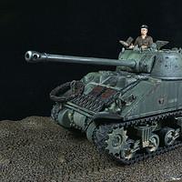 军火库 篇九:FOV 1:32 Sherman VC Firefly 萤火虫坦克