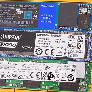 行货都白菜价了还有必要上大船?TLC时代也有好产品之WD Blue SN500 NVMe SSD真香体验