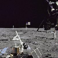 收藏伟大时刻:乐高10266纪念阿波罗登月50周年,场景怎么搭建?