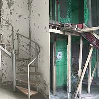 老房焕新生 篇五:需要浇水的除了鲜花还有楼梯----浅谈楼梯制作