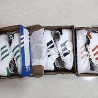 鞋子专栏 篇一:Adidas贝壳鞋,这个价格要啥自行车,内附高清图