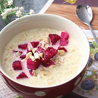 快手的早餐食谱 篇三:一个人也要好好吃早餐,营养燕麦早餐,叮一叮,搞定!