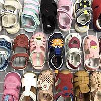24款宝宝凉鞋测评?#22909;?#24819;到大热的这款竟然一点都不防滑……