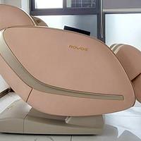测评 篇一:爱了爱了,集颜值与才华于一体的ROVOS荣耀E6800摩幻按摩椅体验