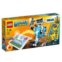 轩爸Lego 第一篇:Lego Boost 17101 让你的雪地车(60194)疯狂起来