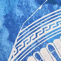 kindle保护套 大英博物馆——湛蓝 急速晒单与对比