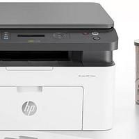 数码电子 篇七:送父母的礼物,惠普Laser MFP 136nw 打印复印扫描一体机