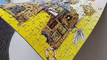 没事儿拼个图 篇二十:住在拼图上的童话:Schmidt施密特 梦幻城堡