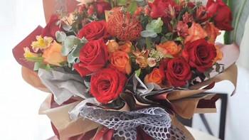 礼物 篇一:鲜花配美人,送束花给你爱的那个她