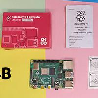 树莓派学习笔记 篇一:树莓派4B 开箱晒单 & 简单上手体验