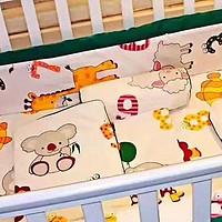 给孩子买娜帕蒂卡的婴幼儿用乳胶床垫,来长个草