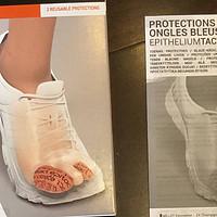 有了脚趾套,跑步再也不怕顶脚啦~| epitact脚趾套开箱