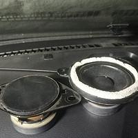 穷人的汽车音响改装篇二 更换中置喇叭