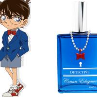 真相只有一个:《名侦探柯南》联合 Zerogact 推出香水周边