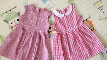 小妞衣橱 篇九:学院风 沙滩风 都是小公主-笛莎mini连衣裙晒单