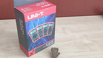杂工的工具 篇一:新入的万用表UNI-T优利德UT33B+[本站首晒]
