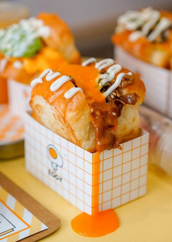 韩式「厚蛋烧吐司」来了,我决定和汉堡分手了