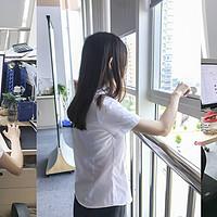 JK风格白衬衫+百褶裙 & 码尚定制体验