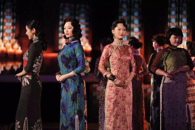 旗袍的时尚,从不随波逐流! | 国风之美