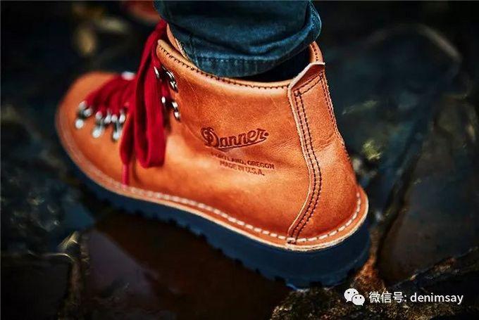 美国特种部队的御用军靴,Danner丹纳的五大登山系列休闲鞋
