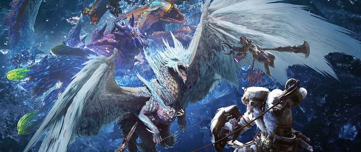 G位新定义 写在《怪物猎人世界冰原》发售前