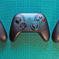 玩转多平台:雷神G50游戏手柄体验