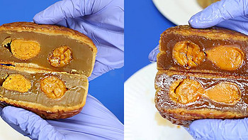 测评丨月饼里的蛋黄到底有多大?13个品牌硬核对比