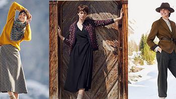 好物推薦 篇二十八:優衣庫最優雅的系列來了!每一件都經典,看完想要秋冬早點來!