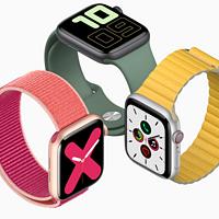 永不黑屏的真手表体验:苹果 发布 Apple Watch Series 5 智能手表