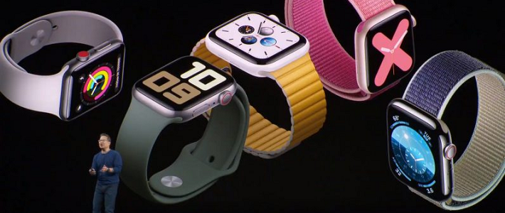 Apple Watch 5 上的 LTPO 屏幕究竟是什么?是低功耗屏的未来,也是苹果的野心