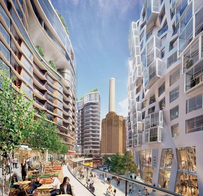 盖里VS福斯特,两位大师设计的公寓楼,谁更惊艳?
