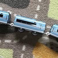 皮大王的玩具车们 篇十四:TAKARA TOMY普乐路路电动火车——小田急浪漫号