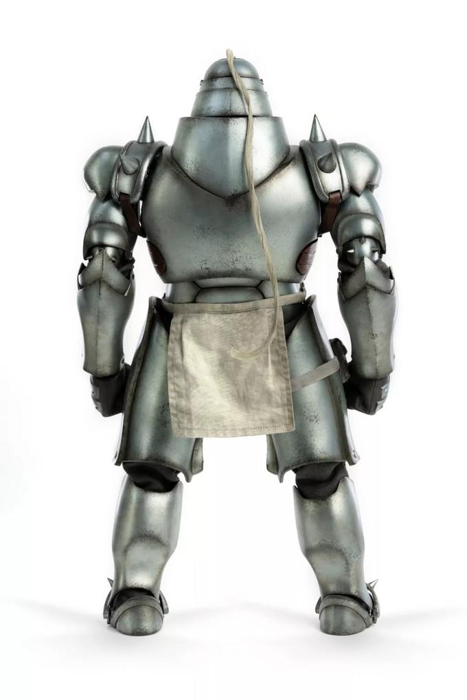 玩模总动员:threezero《钢之炼金术师》人偶即将预售