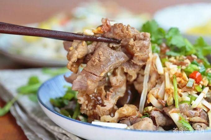 肥牛卷别只会涮火锅了!一焯一拌,5分钟过足肉瘾!
