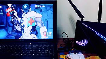 数码测评 篇十:华硕电竞路由:因网络而生,为游戏而战