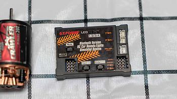 RC 篇十三:GT Power 蓝牙版RC遥控模型车用声光仿真系统